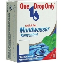 ONE DROP ONLY NAT MUW KONZ